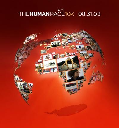 Nike human race