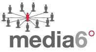 Media 6 logo